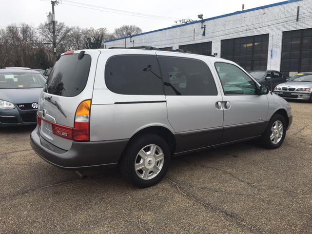 2002 Mercury Villager Sport 4dr Mini-Van - Richmond VA