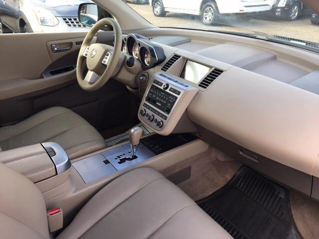2006 Nissan Murano AWD SL 4dr SUV - Richmond VA
