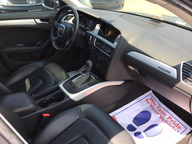 2011 Audi A4 2.0T quattro Premium AWD 4dr Sedan 8A - Richmond VA