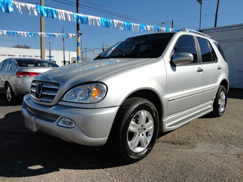 2005 mercedes benz m class ml500 awd 4matic 4dr suv in for Mercedes benz richmond virginia