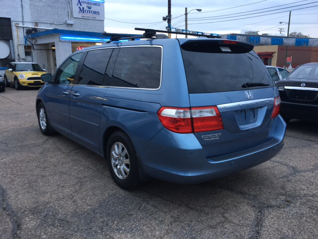 2006 Honda Odyssey Touring w/Navi w/DVD 4dr Mini Van and DVD - Richmond VA