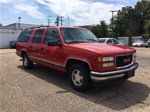 1999 GMC Suburban for sale in Richmond, VA