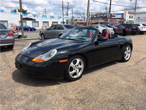 2001 Porsche Boxster for sale in Richmond, VA