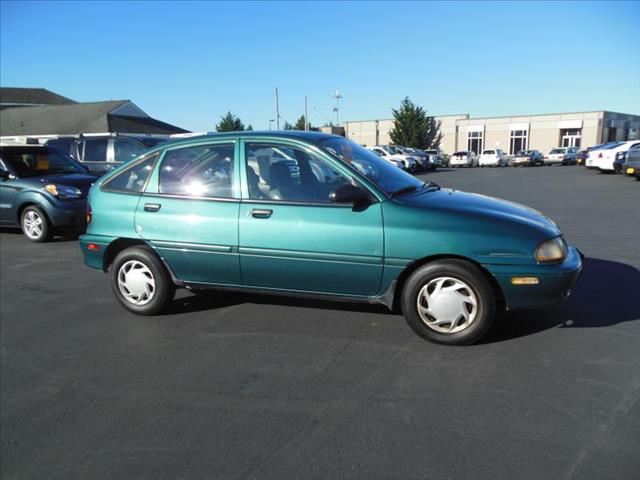 1996 Ford Aspire