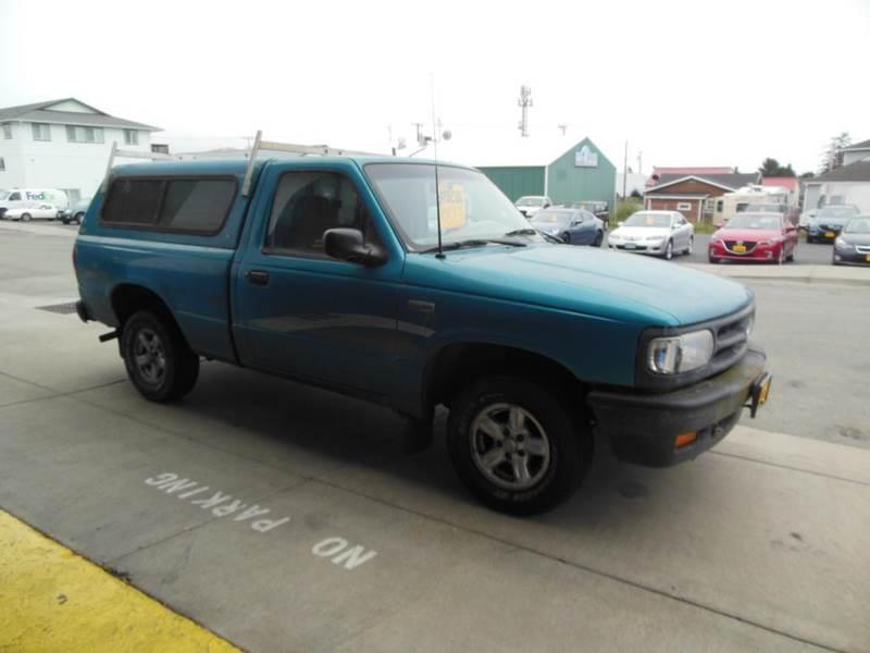 1995 Mazda B-Series Pickup