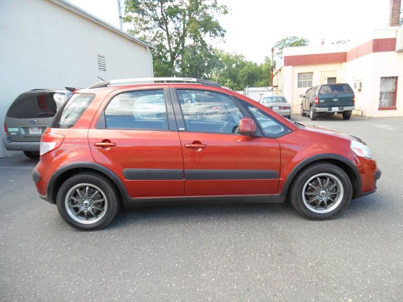 2008 suzuki sx4 crossover awd 4dr crossover w touring. Black Bedroom Furniture Sets. Home Design Ideas
