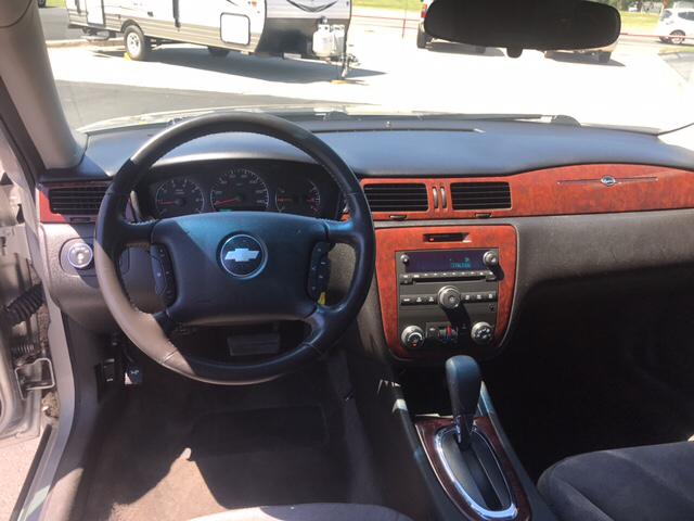2008 Chevrolet Impala LT 4dr Sedan w/2LT - Yukon OK