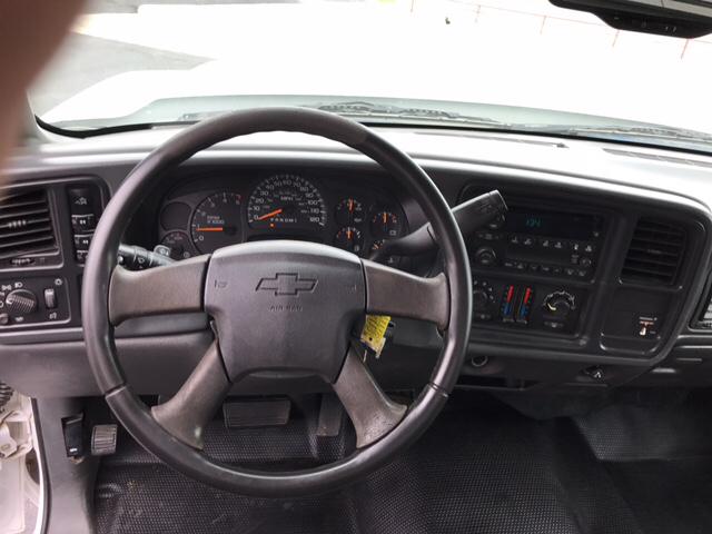 2006 Chevrolet Silverado 3500 LS 2dr Regular Cab 4WD LB DRW - Yukon OK