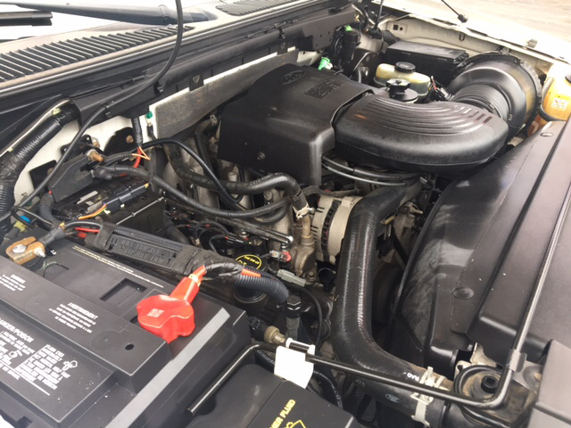 2003 Ford F-150 XLT 4dr SuperCab Rwd Flareside SB - Yukon OK