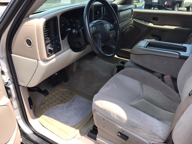 2005 Chevrolet Tahoe LS 4dr SUV - Yukon OK