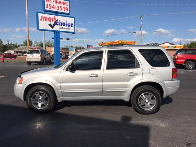 2003 Ford Escape Limited 4dr SUV - Yukon OK