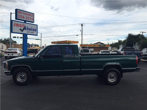 1996 chevrolet c k 2500 series for sale for Paramount motors taylor mi