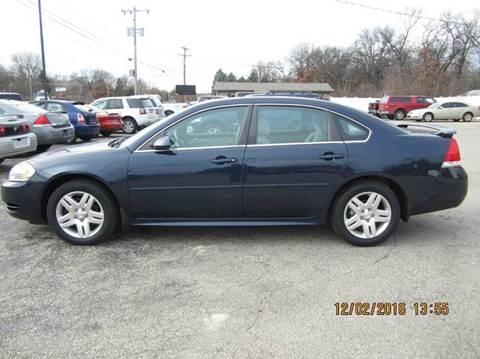 2012 Chevrolet Impala for sale in Midland, MI
