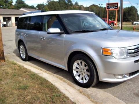 2012 Ford Flex for sale in Midland, MI