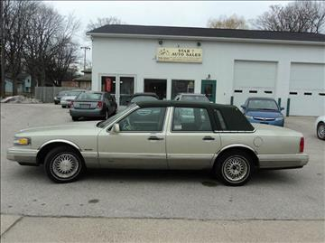 1997 Lincoln Town Car for sale in Muskegon, MI