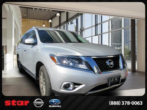 2014 Nissan Pathfinder for sale in Bayside, NY