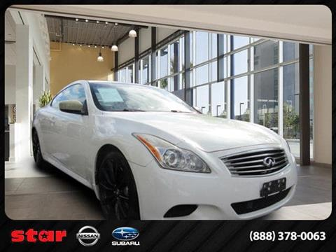 2009 Infiniti G37 Coupe for sale in Bayside, NY