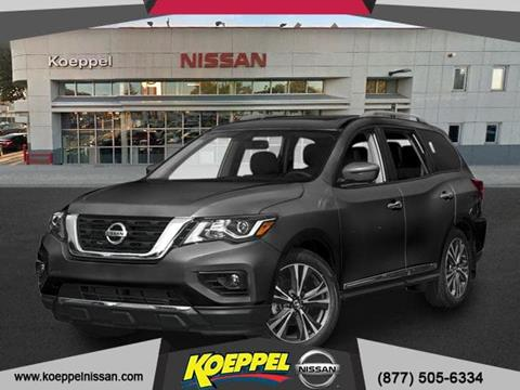2017 Nissan Pathfinder for sale in Bayside, NY