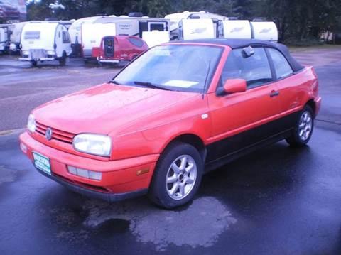 1996 Volkswagen Cabrio for sale in Chippewa Falls, WI