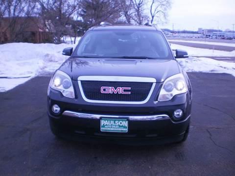 2007 GMC Acadia