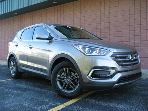 2017 Hyundai Santa Fe Sport for sale in Toledo, OH