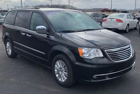 2012 Chrysler Town and Country for sale in Toledo, OH
