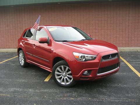 2011 Mitsubishi Outlander Sport for sale in Toledo, OH