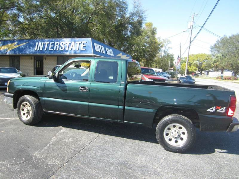 2005 chevrolet silverado 1500 4dr extended cab lt 4wd sb in pensacola fl interstate auto sales. Black Bedroom Furniture Sets. Home Design Ideas