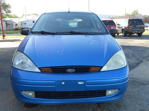 2002 Ford Focus for sale in Salina, KS