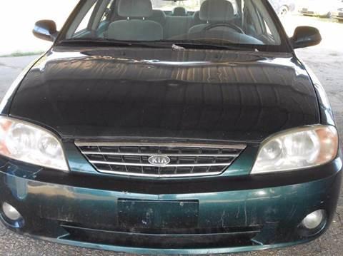 2002 Kia Spectra for sale in Salina KS