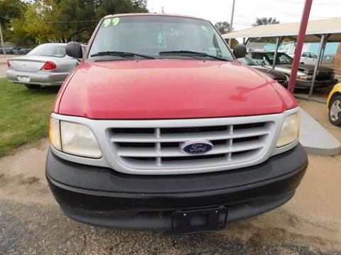 1999 Ford F-150 for sale in Salina KS