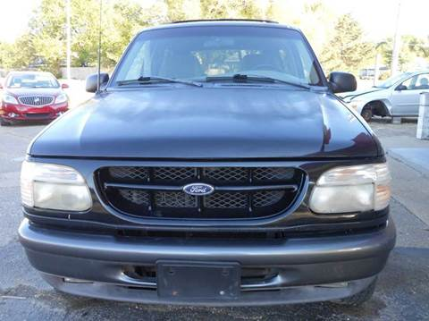 1998 Ford Explorer for sale in Salina, KS