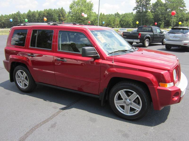 2007 jeep patriot limited 4x4 4dr suv in clayton nc. Black Bedroom Furniture Sets. Home Design Ideas