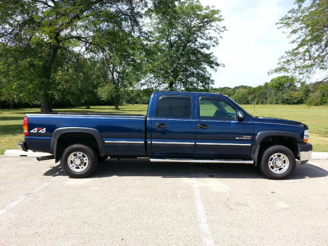 Details about 2002 Chevrolet Silverado 2500 LS Crew Cab Long Bed 4WD