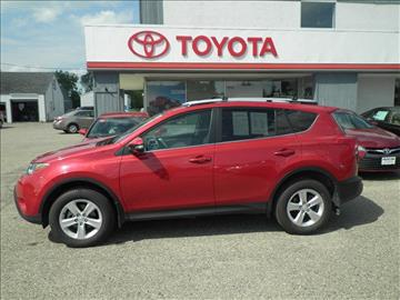2014 Toyota RAV4 for sale in Bemidji, MN