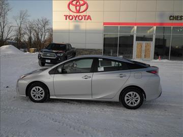 2017 Toyota Prius for sale in Bemidji, MN