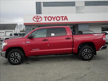 2017 Toyota Tundra for sale in Bemidji, MN