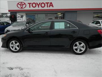 2014 Toyota Camry for sale in Bemidji, MN