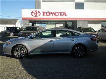 2017 Toyota Avalon for sale in Bemidji, MN