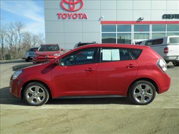 2009 Pontiac Vibe for sale in Bemidji, MN