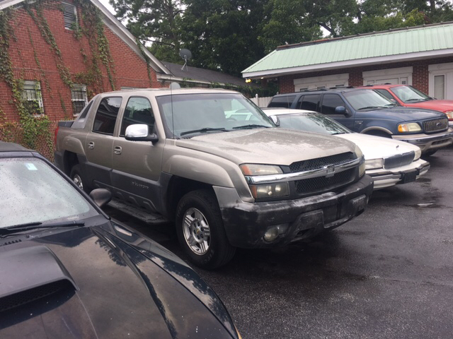 2003 Chevrolet Avalanche 1500 4dr Crew Cab SB RWD - Florence SC