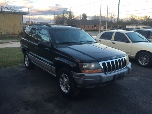 2000 jeep grand cherokee laredo 4dr suv in florence sc mister tommys. Cars Review. Best American Auto & Cars Review