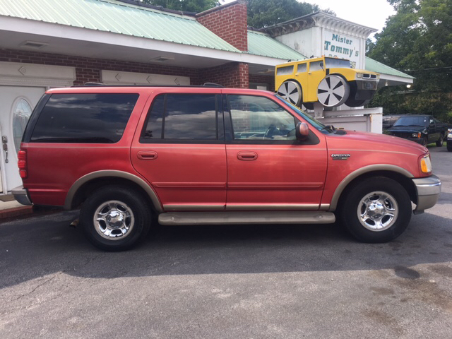 2001 Ford Expedition Eddie Bauer 2WD 4dr SUV - Florence SC
