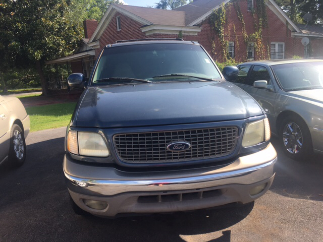 2002 Ford Expedition Eddie Bauer 2WD 4dr SUV - Florence SC