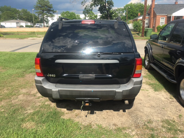 2002 Jeep Grand Cherokee Laredo 2WD 4dr SUV - Florence SC