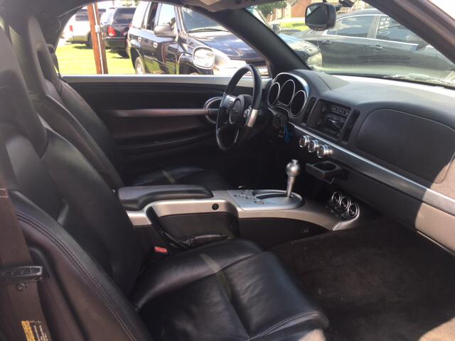 2005 Chevrolet SSR LS 2dr Regular Cab Convertible Rwd SB - Florence SC