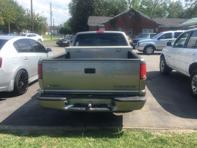 1998 Chevrolet S-10 2dr LS Extended Cab SB - Florence SC
