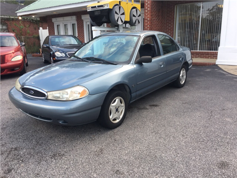2000 Ford Contour for sale in Florence, SC