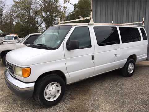 2005 Ford E-Series Wagon for sale in Florence, SC