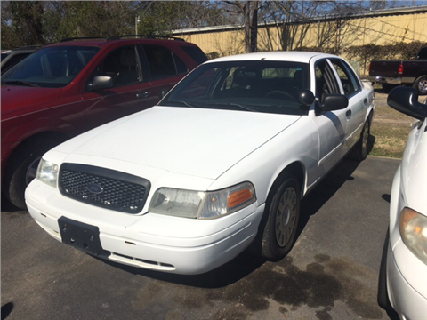 2008 Ford Crown Victoria for sale in Florence, SC